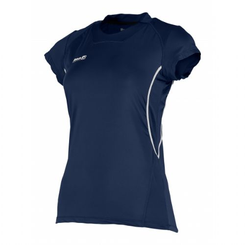 Reece Core Shirt Navy Ladies